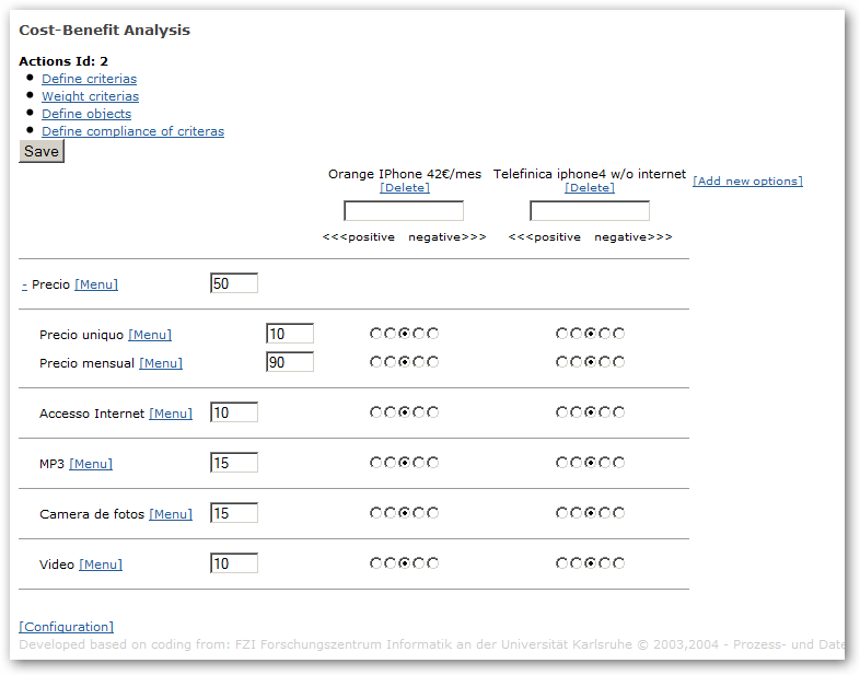 Doc600600 Simple Cost Benefit Analysis Template Cost Benefit – Simple Cost Benefit Analysis Template