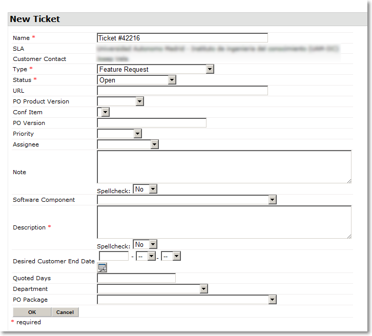 Help desk trouble ticket template desk design ideas for Help desk manual template